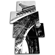 Paris Eiffel Tower Landmarks - 13-1602(00B)-MP04-PO